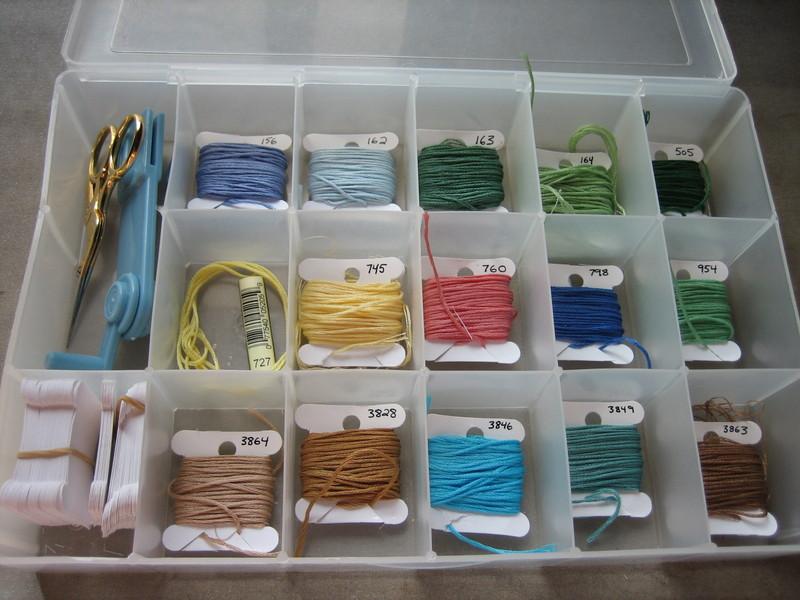 thread organizer