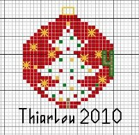 free tree cross stitch pattern