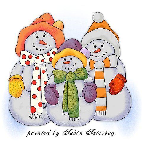 Bonecos de neve_10