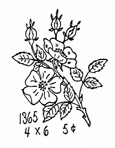 Free Online Flower Embroidery Pattern Free Embroidery