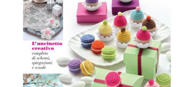 Revista Mani di Fata – Bomboneras Crochet