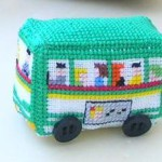 Punto Croce 3D – Autobus