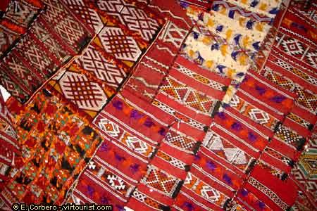 Artigianato dal Marocco – Arte Del Ricamo