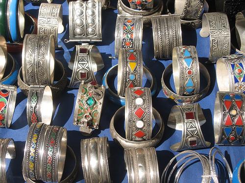 gioielli marocco