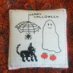 Schema di Ricamo Halloween
