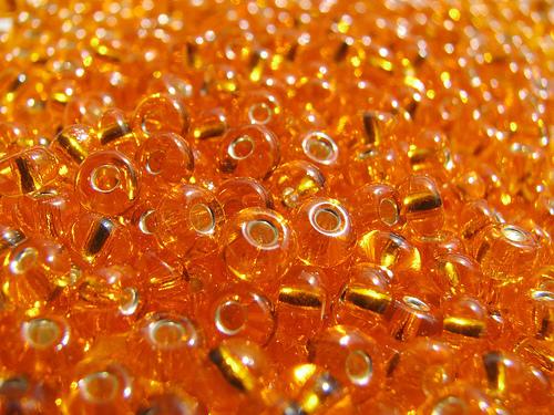 perline arancio