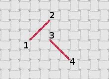punto croce diagonale_01