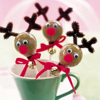 renne - dolci natalizi