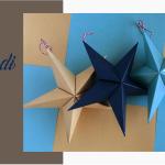 Come Realizzare Stelle di Carta per il tuo Albero di Natale