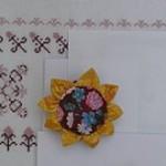 Schema a Punto Croce – Bordure Geometriche