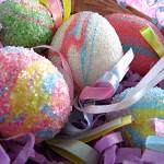 Schemi a Punto Croce Pasqua