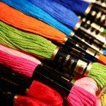 Scelta dei Colori nel Ricamo – Progettare e Ideare