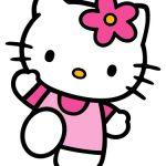I Migliori Schemi a Punto Croce di Hello Kitty – Prima Parte