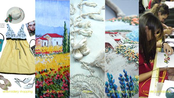 Scuola di ricamo alta moda roma arte del ricamo for Scuola di moda roma