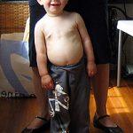 Riciclare le Magliette – Come Creare Pantaloni per Bambini