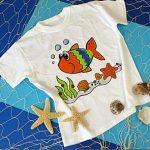 Moda Mare – Come Personalizzare una T-Shirt