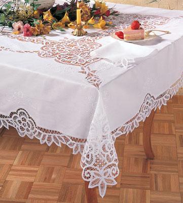 Come lavare e stirare una tovaglia da tavola ricamata - Tovaglie da tavola bassetti ...