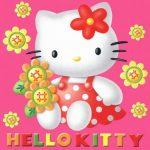 I Migliori Schemi a Punto Croce Hello Kitty – Parte Terza