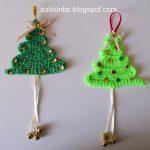 Come Creare un Albero di Natale all'Uncinetto