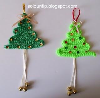 Come Creare Un Albero Di Natale Alluncinetto Arte Del Ricamo