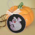 Decorazioni per Halloween a Mezzo Punto