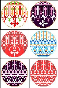 cross stitch patterns – Embroidery and Arts Creatives