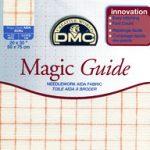 Tela Aida Magic Guide – Tessuto Innovativo per Punto Croce