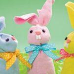 Decorare la Tavola con Coniglietti di Pasqua