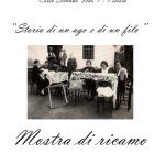 Mostra di Ricamo a Pistoia – Storia di un Ago e di un Filo