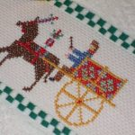 Storia del Ricamo – Il Punto Croce in Sicilia