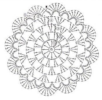Вязание крючком и не сложные 635