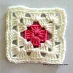 Granny Square – Piastrella all'Uncinetto