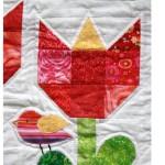 Schema Gratis – Tulipani Quilt