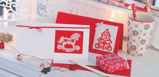 Natale – Schemi a Punto Croce Gratis