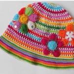 Dimensioni Cappelli Bebé Maglia e Uncinetto