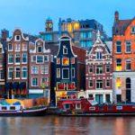 Le Capitali d'Europa a Punto Croce – Amsterdam