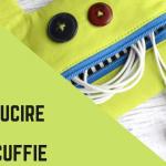 Come Cucire una Custodia Porta Auricolari – Piccolo Mostro