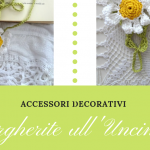 Accessori Decorativi – Margherite all'Uncinetto