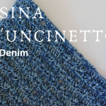 Tutorial Presine Uncinetto Effetto Denim